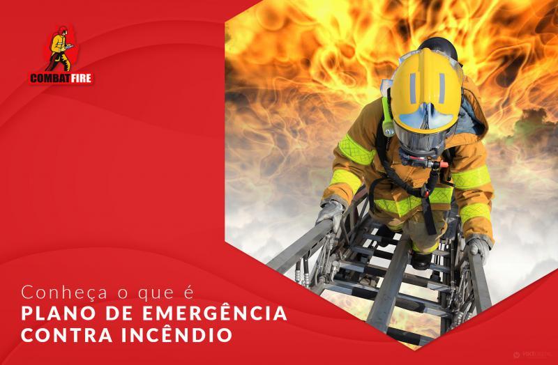 Conheça o que é Plano de Emergência Contra Incêndio