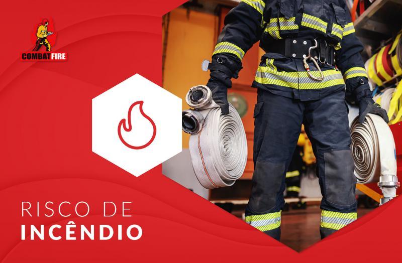 Risco de incêndio: como influência nas medidas de proteção