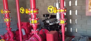 Fornecedor de hidrante